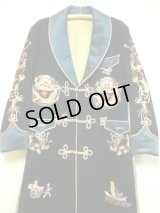 40's ヴィンテージsouvenir Smoking Jacket