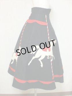 画像3: 50's Marguerite of California製ヴィンテージスカート