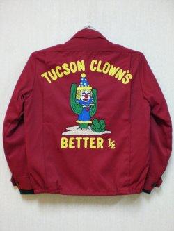画像1: 60's〜70's LION製チェーンステッチヴィンテージジャケット