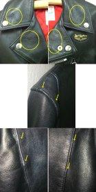 他の写真3: Lewis Leathers製CYCLONE ダブルライダースジャケット
