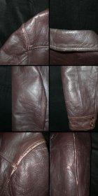 他の写真3: 50's Grais製ヴィンテージレザージャケット