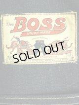 【DeadStock】30's〜40's The BOSS製ヴィンテージオーバーオール