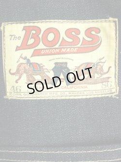 画像1: 【DeadStock】30's〜40's The BOSS製ヴィンテージオーバーオール