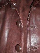 他の写真1: 70's East West Musical Instruments Co.製ヴィンテージレザージャケット