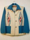 50's〜60's CHIMAYOヴィンテージインディアンラグジャケット