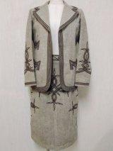 70's Ixmucane製グアテマラヴィンテージスーツ