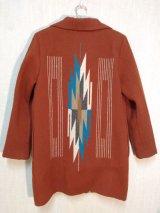 ORTEGA'S インディアンラグジャケット