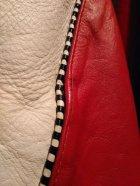他の写真2: 50's 赤白TwoToneヴィンテージ ホースハイドジャケット