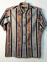 50's〜60's ORIGINAL TAHITIAN PRINTヴィンテージコットンシャツ