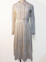 【ANTIQUE】1900s Edwardian Dress