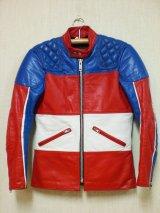 70's TT LEATHERS製ブリティッシュヴィンテージライダースジャケット