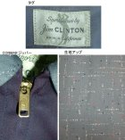 他の写真2: 50's Jim CLINTON製ヴィンテージギャバジンジャケット 紫色