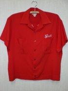 他の写真1: 60's California BOWLING SHIRT CO.製ヴィンテージレーヨンボーリングシャツ