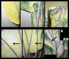他の写真3: 50's DUKE KAHANAMOKU製パームツリー柄ヴィンテージハワイアンシャツ