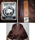 他の写真2: 70's EAST WEST製ヴィンテージレザージャケット