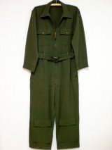 50's AN-S-31A SUIT-SUMMER FLYING ミリタリーヴィンテージFLIGHT SUIT