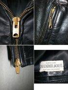 他の写真3: 60's LADY'S ムートン衿付ヴィンテージシングルライダースジャケット