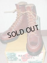 70's RED WING ヴィンテージBOOTS DEAD SOCK(箱付)