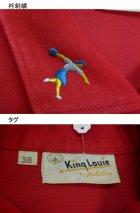 他の写真3: 50'sKingLouie製ヴィンテージボーリングシャツ