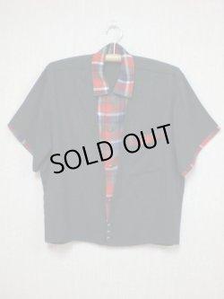 画像1: 50's〜60's John Palwer製 ヴィンテージシャツ
